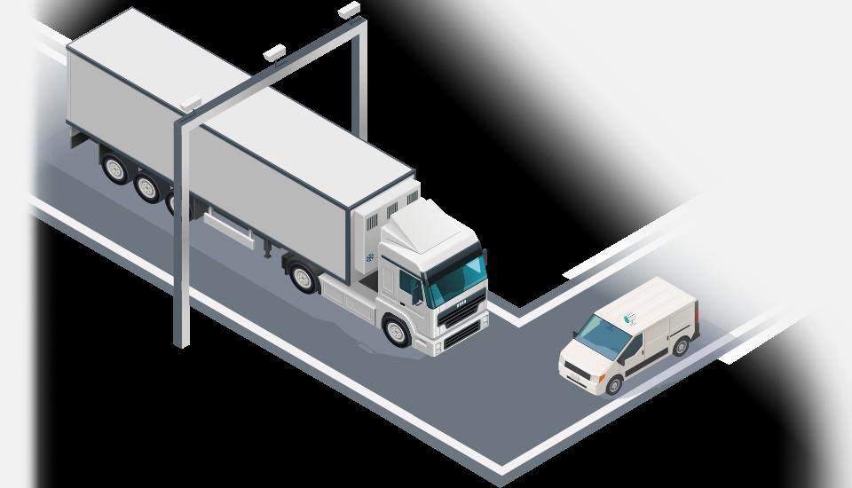 Платон на какие грузовики ставится